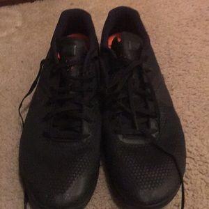 Black Nike Men's Sneakers